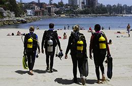 Sydney-Diving