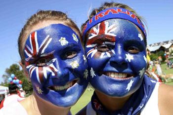 Australia Day Girls